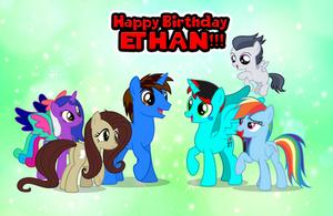 Gift: Happy Birthday Ethan