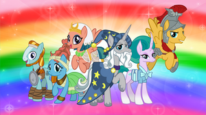 The Pillars of Equestria Old Selves, New Gifts