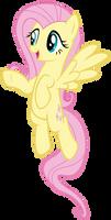 Fluttershy Hovering