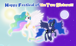 Festival of the Two Sisters by AndoAnimalia