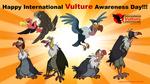 International Vulture Awareness Day 2020 by AndoAnimalia