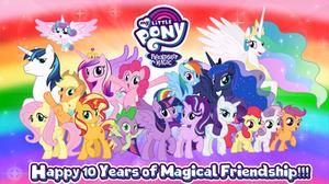 My Little Pony 10th Anniversary 2