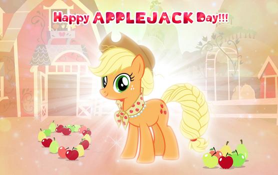 Applejack Day 2020