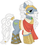 King Diomedes by AndoAnimalia