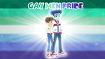 My Little Pony Gay Men Pride by AndoAnimalia