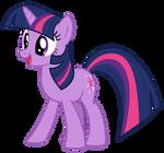 Twilight Sparkle is surprised