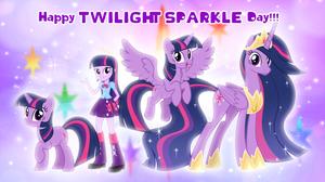Twilight Sparkle Day 2021