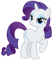 Rarity is Ready to be Fabulous