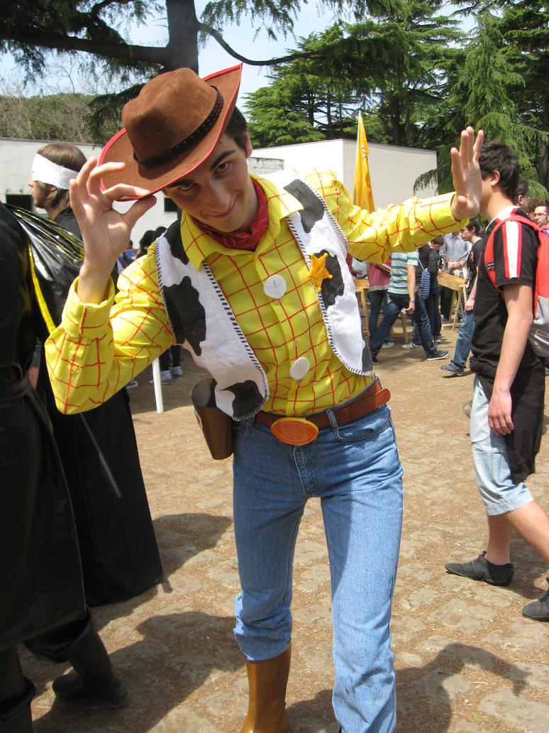 Cosplay of Woody - Toy story by Boulayo
