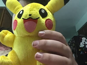 Another new pikachu!!