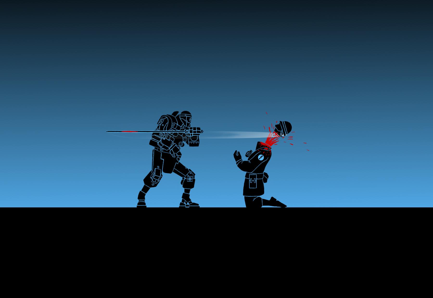 TF2: Demo-bot x Soldier ( Wallpaper ) by Bielek on DeviantArt  TF2: Demo-bot x...