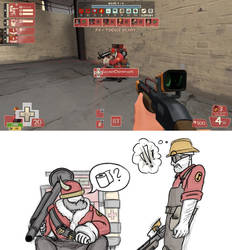 TF2: Dispenser is -... by Bielek