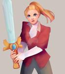 She-ra : Adora