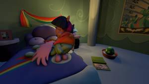 Slumber by fedairkid
