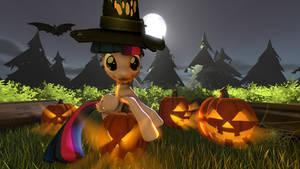 Princess of pumpkins by fedairkid