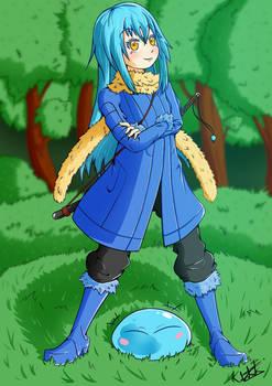 Rimuru Tempest (Tensei Shitara Slime)