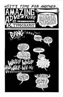 Amazing Adventures page 1 by AaronSmurfMurphy