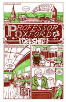 Proffesor Oxford 1 by AaronSmurfMurphy