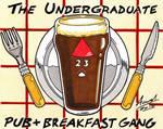 The Pub+Breakfast Gang Sticker