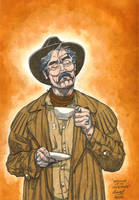The Yorkshire Cowboy and Tea by AaronSmurfMurphy