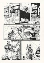 Judge Dredd: Gun Runner 2 by AaronSmurfMurphy