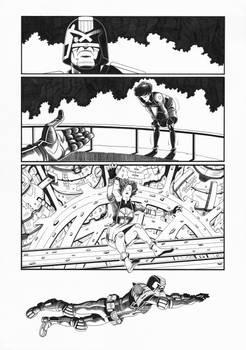 Judge Dredd - Born Under a Bad Sign 5