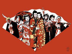 Satori Screen: Japan Sings! Film Festival Poster