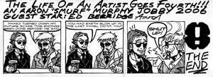 The Life Of An Artist 4