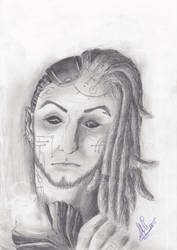 the pagan sketch 2 by AMYisC0P1C