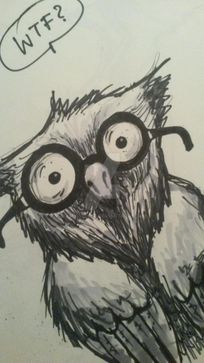 owl by AMYisC0P1C