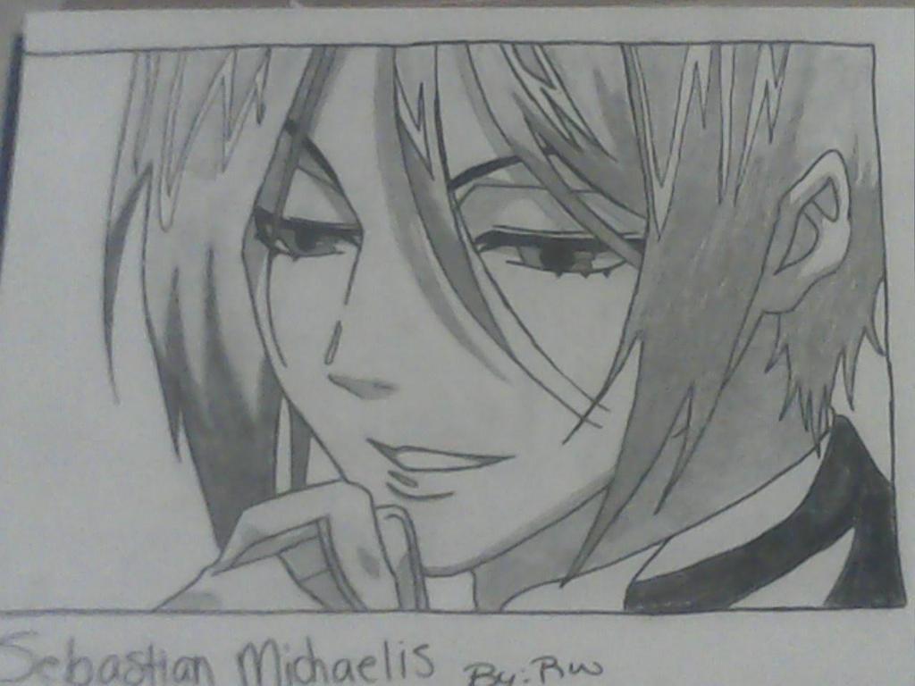 Sebastian Michaelis by Alex-Claude-Sebby