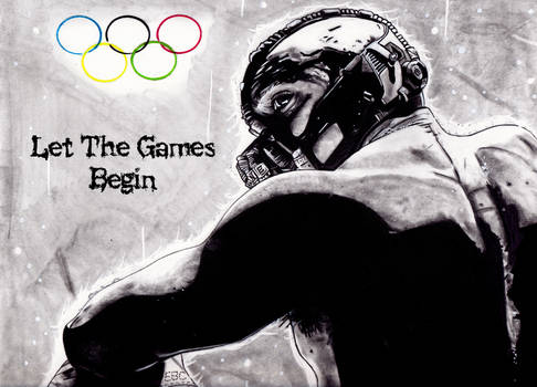 Bane-Let the Games Begin 2012 Olympics