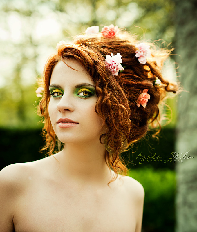 Lady Spring II by BlingFoto