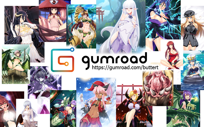 Gumroad Cover by Butter-T