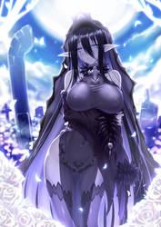 Banshee (Monster Girl Encyclopedia) by Butter-T