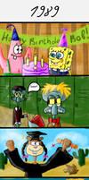 Sponge Bob 1989