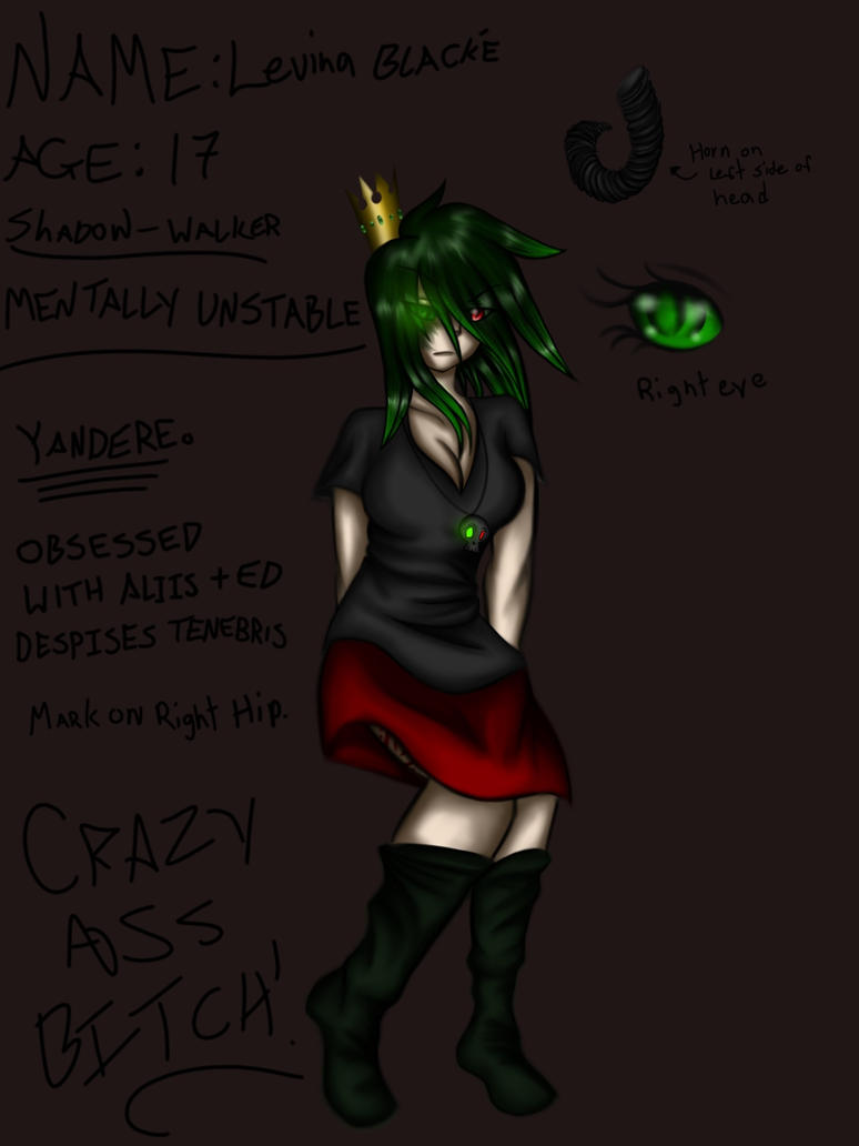 TFI: Levina ::NEW REF.:: by TheSkittles22