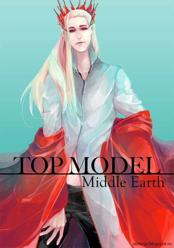 Top Model in Middle Earth by wameow