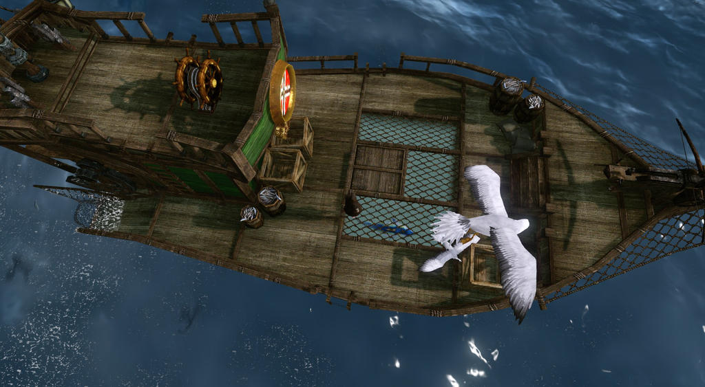 archeage] fish-finder with a small fish :) by triage2 on deviantart, Fish Finder