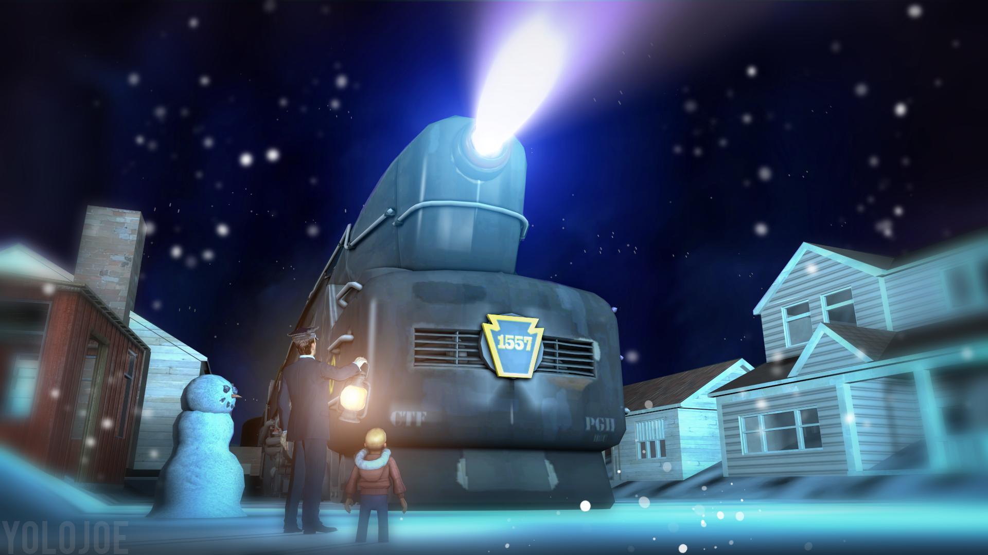 the polar express sfm by yolojoe on deviantart