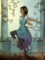 Arya Stark by Celiarts