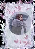 Ned Stark by Celiarts