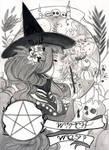 Inktober 2017 - Witch way ?
