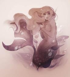 Mermaid by Celiarts