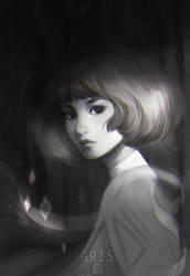 Gris by Celiarts