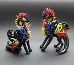 Fairy Dragons: Rainbow