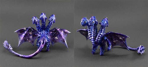 OOAK: Galactic dragon