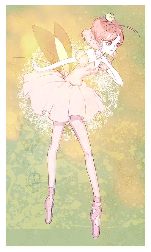 princess tutu by Oinari-Hime