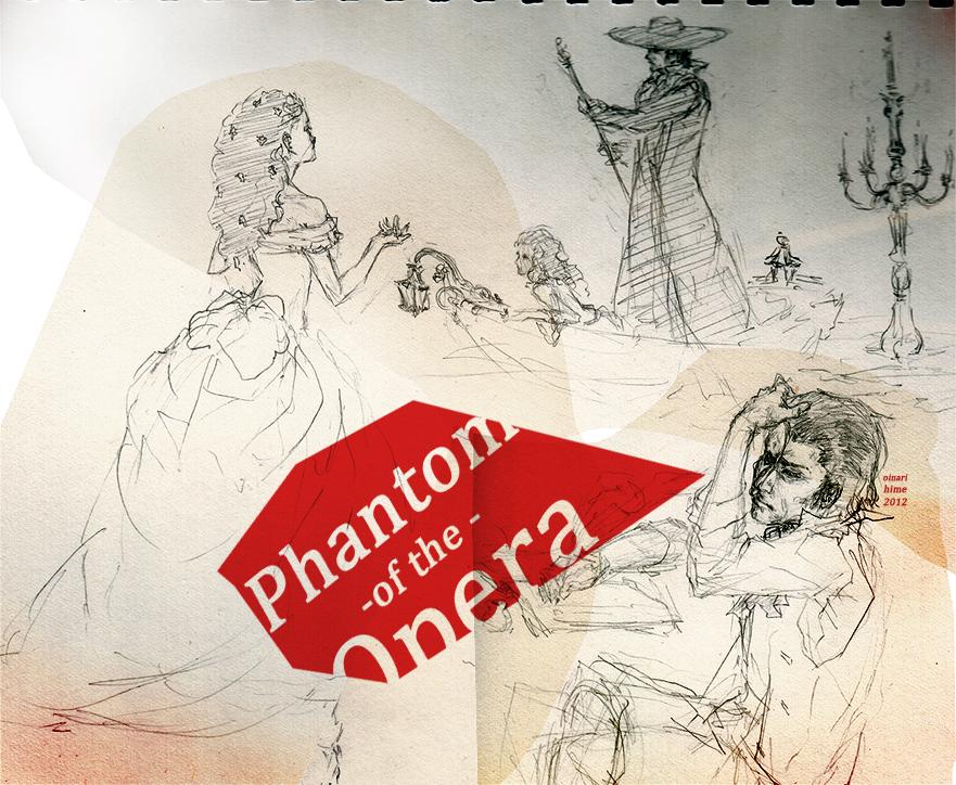 Phantom of the Opera by Oinari-Hime