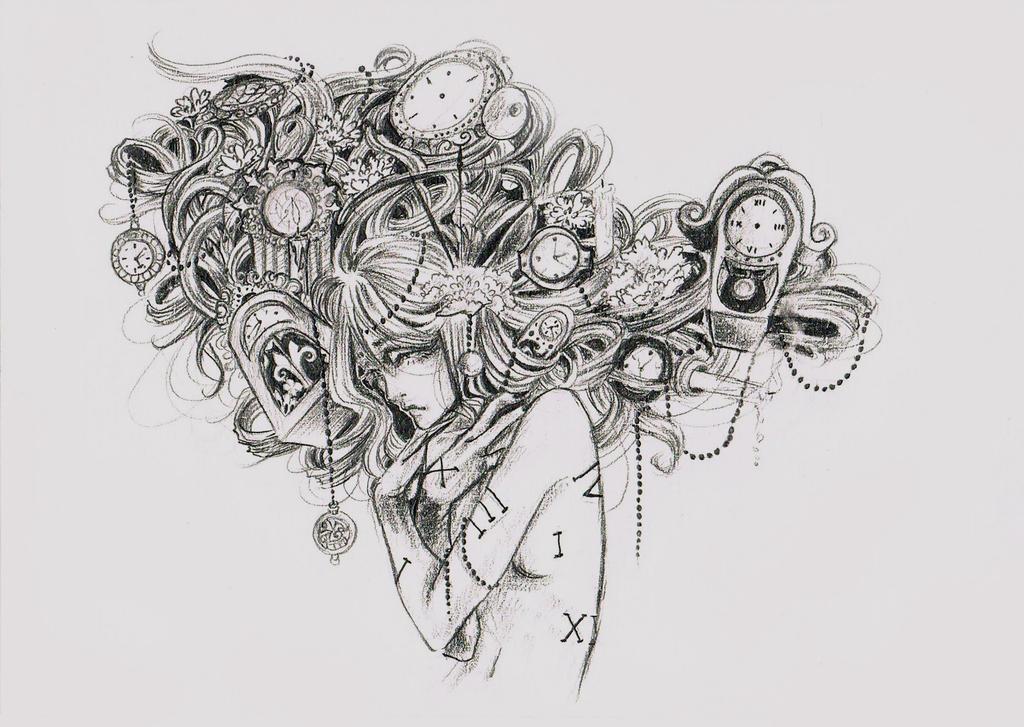 Coleccionista De Tiempo1 by otakumizu4502
